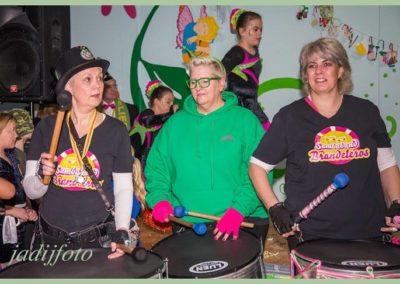 12 Scholenbezoek carnaval 2016 Brandeleros (11)