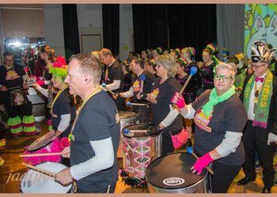 12 Scholenbezoek carnaval 2016 Brandeleros (2)