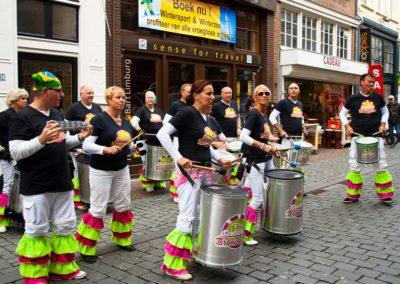 17 sambafestival Nijmegen Brandeleros (5)