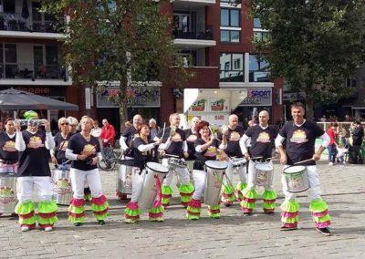 17 sambafestival Nijmegen Brandeleros (6)
