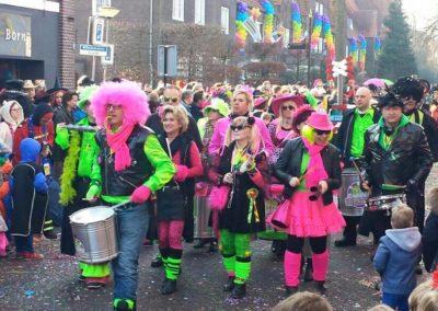 22 Carnaval 2015 Zondag Optocht Helmond Brandeleros (1)