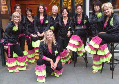 41 Optreden bij Parkstreet Summerparty 8 juni Brandeleros (6)