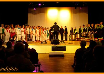 55 Gastoptreden samen met Popkoor Kobra in Concert Brandeleros (1)