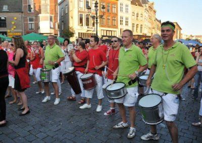 65 Sambafestival Nijmegen 2011 Brandeleros (1)
