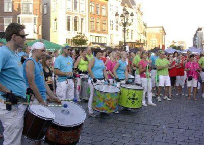65 Sambafestival Nijmegen 2011 Brandeleros (10)