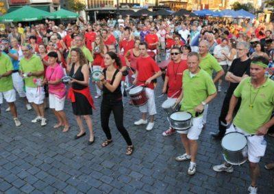65 Sambafestival Nijmegen 2011 Brandeleros (18)
