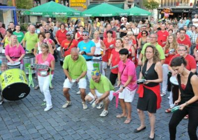 65 Sambafestival Nijmegen 2011 Brandeleros (2)