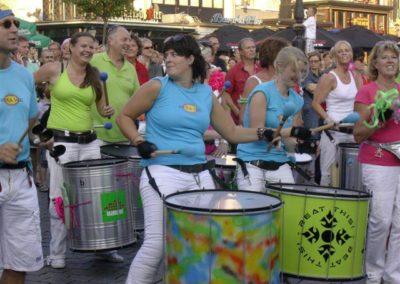 65 Sambafestival Nijmegen 2011 Brandeleros (3)